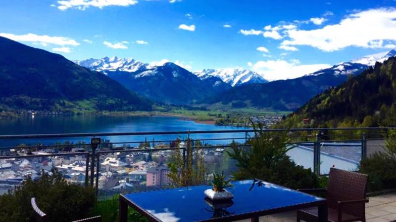 Penthouse Sonnberg in Zell am See